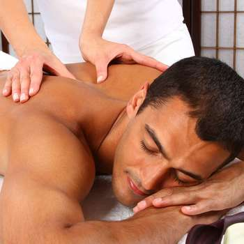 Wellness for men in Samnaunerhof