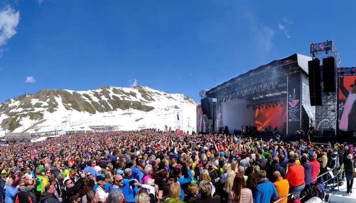 Top of the Mountain Easter Concert