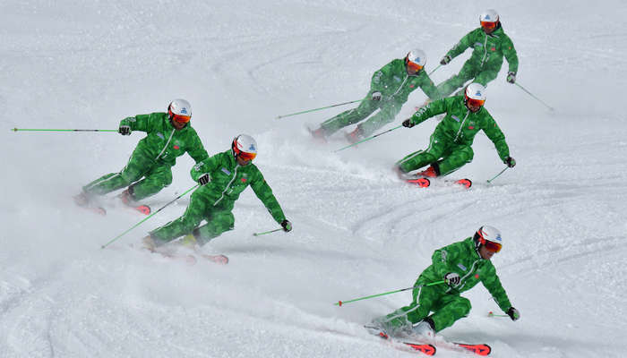 6. European Formation Skiing Championships