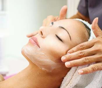 Face treatments in Samnaunerhof